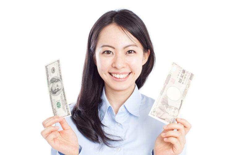 外貨両替について